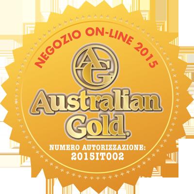 Rivenditore Autorizza Australian Gold Riccione e Rimini