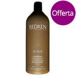 Redken All Soft Conditioner - 1000 ml - Maschere Capelli Secchi