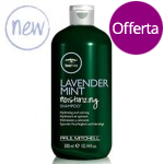 Paul Mitchell Tea Tree Lavender Mint Moisturizing Shampoo - 300 ml - Shampoo Capelli Secchi
