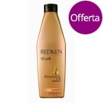 Redken Diamond Oil Shampoo - 300 ml - Shampoo Capelli Secchi