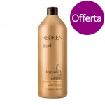 Redken Diamond Oil Shampoo - 1000 ml - Shampoo Capelli Secchi