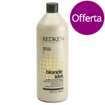 Redken Blonde Idol Shampoo - 1000 ml - Shampoo Capelli Colorati